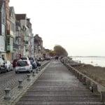 Frankrijk - Valéry-sur-somme - promenade